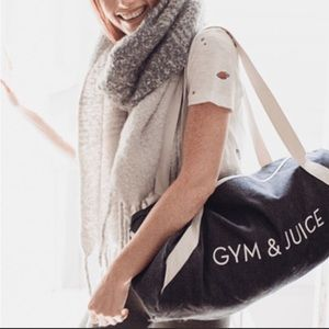 NEW Private Party 'Gym & Juice' Gym | Duffel Bag